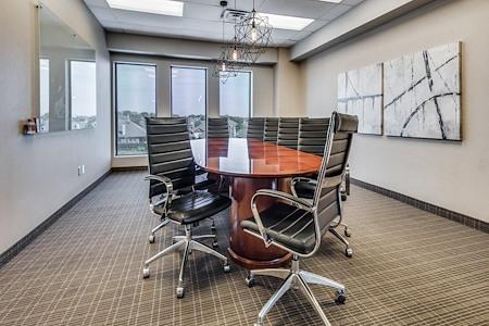 WorkSuites | Fort Worth Keller - Boardroom