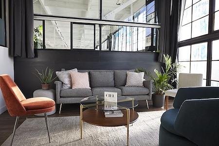 CIEL CREATIVE SPACE - Sleek, Modern, Artistic Meeting Room