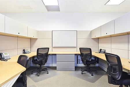 Raven Office Centers - 388 Market - Dedicated Desk - Semi Private