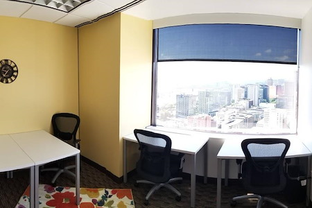 Regus - US Bancorp Tower Downtown PDX - Window office for 1-3