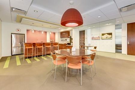 Carr Workplaces - Capitol Hill - Café Plan