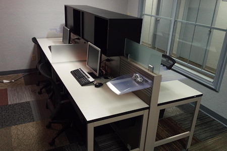 NW OKC Coworking - Private Cubicle 105 (Copy)