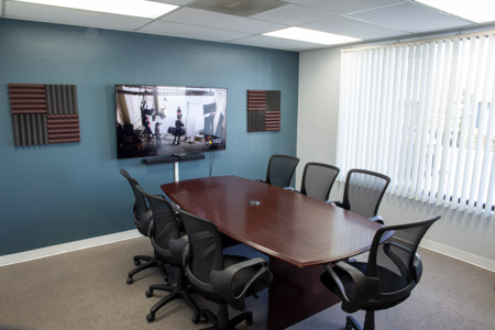 StageOne Creative Spaces: Milpitas - Conference Room A
