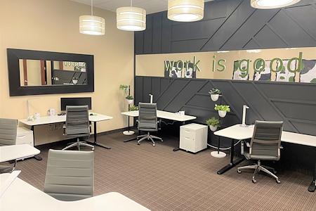 WorkSuites   Houston Uptown - Hybrid Coworking