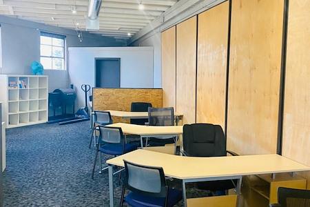 Joint Space LLC - Dedicated Desk