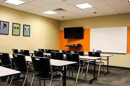 3LS Work|Spaces @ Perimeter Park - Cornelia Matthews Training Room
