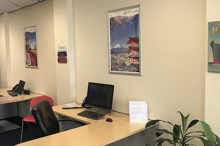 Worldwide Adventures, Inc. - Dedicated Desk 1