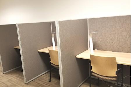Office Evolution - Broomfield/Interlocken - Dedicated Desks