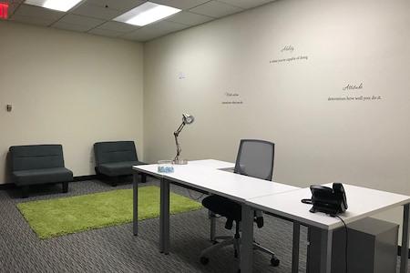 Regus | Techmart Center - Team Space