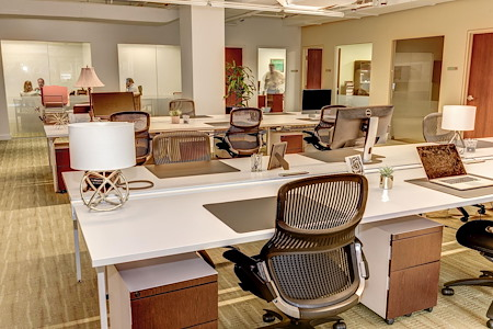 Carr Workplaces - Georgetown - Drop in Desk