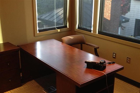 Hardwood Properties - Private Office #2