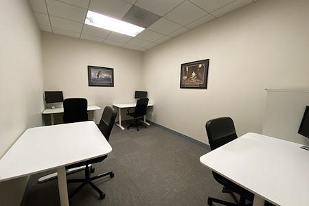 Office Evolution - Lisle - Dedicated Desk