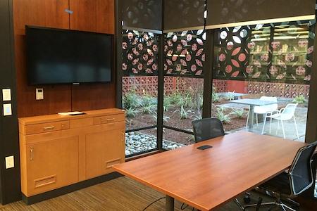 Palo Alto City Library - Rinconada Branch - Leland Manor Room