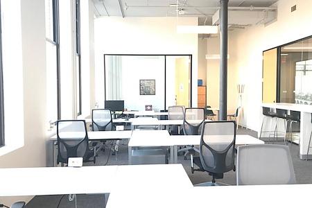 Spaces North Loop - Dedicated Desk 1