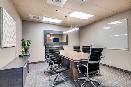 WorkSuites | Las Colinas - Golf Course - Conference Room 2