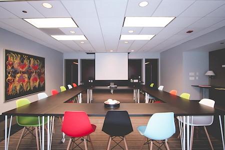 BeOffice | URBAN WORKSPACES - Training Center