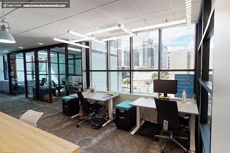 Downtown Works San Diego - Exclusive Desk