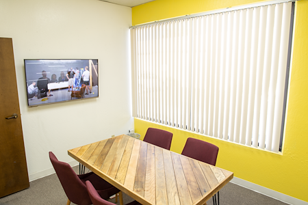 StageOne Creative Spaces: Milpitas - 3-4 person private office