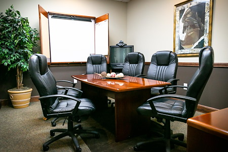 YourOffice USA - Birmingham - Conference Room