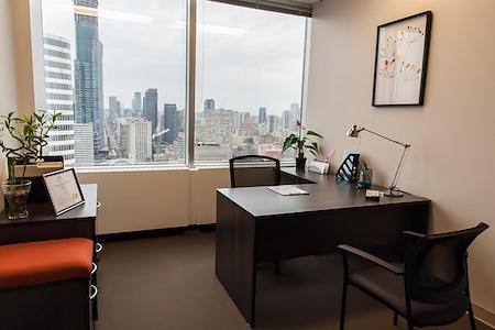 Agile Offices - Window Office
