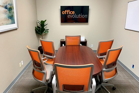 Office Evolution - Ontario - Small Conference Room