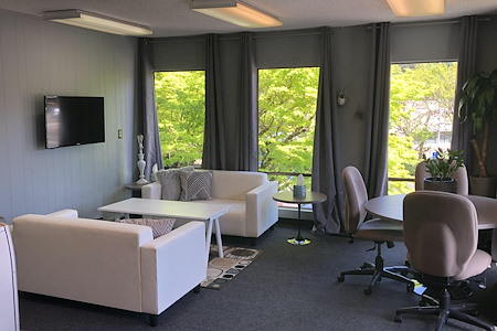 VuPoint Research Southwest Portland - Corner office with perks for a team