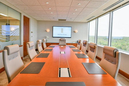 Symphony Workplaces - Morristown, NJ - Board Room @ Symphony Workplaces