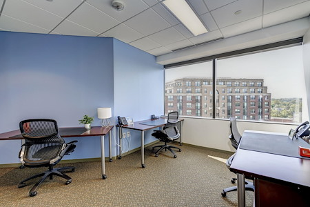 Carr Workplaces - Clarendon - Office 729 - with Storage