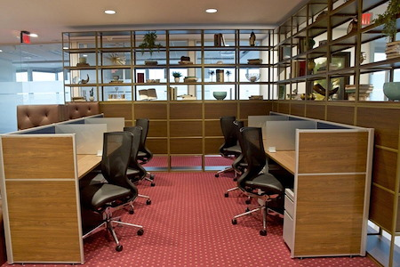 Servcorp - Houston Williams Tower - Coworking - Hot Desk