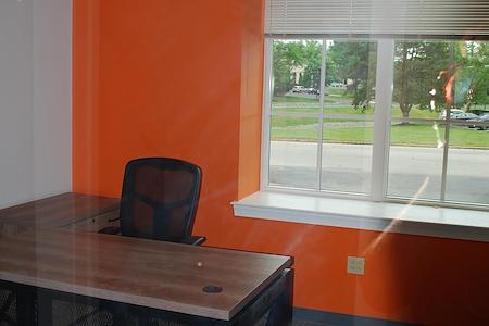 The Hallwayz - Dedicated Office