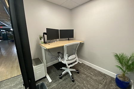 The Post Workspaces - Part-Time Private Office (PTPO)