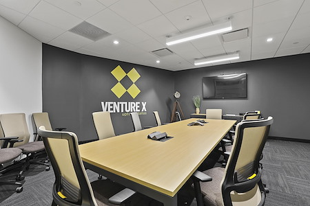 Venture X | Uptown Dallas - Large Meeting Room