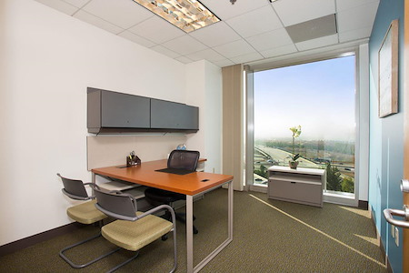 Carr Workplaces - Spectrum Center - Perfect Private Window Office 917