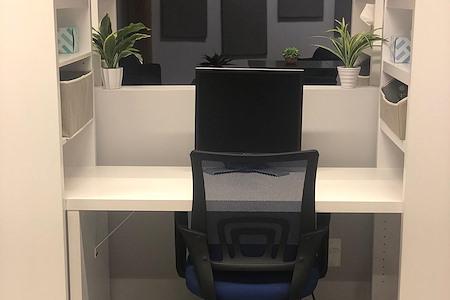 Buckingham Search - Dedicated Desk 1