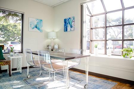 Hera Hub Carlsbad - Blue Meeting Room / Private Office