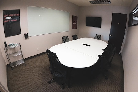 Work in Progress -Downtown - Conference Room
