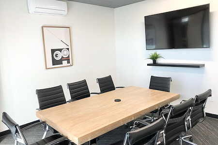 WorkSpace Irvine - Meeting Room W/ TV