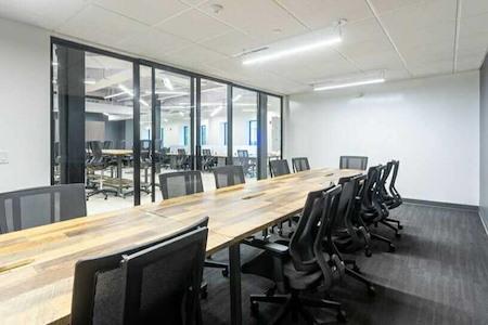 Venture X Detroit - 3 Person Office