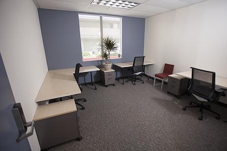 Satellite Workplace & Digital Media Studio - 4 Person Large Private Office (Copy)