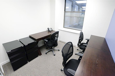 Jay Suites - Madison Avenue - Window Day Office
