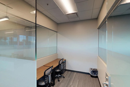 Workuity Chandler Viridian - 2 Person office