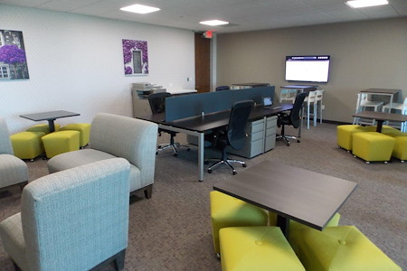 Escalate WorkSpace - Co-Working Lounge