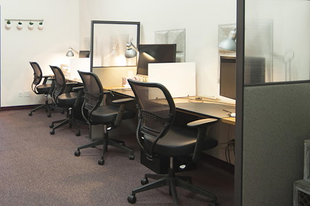 Desk and Me - Shared Office - Private Office