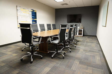 Executive Workspace @ Plano - Large Conference Room