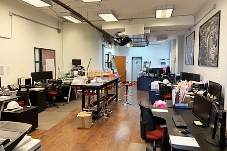 Radiator Studios - Large 1200 SF Office Space for Rent