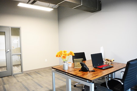 Business E Suites - Large Window Private Office