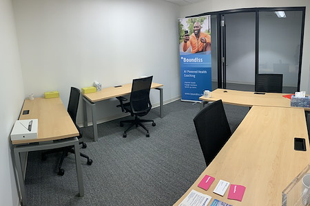 Upward Hartford - Private Office 245 + Coworking Space