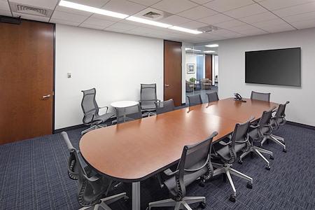Boston Offices - One Boston Place - Board Room, Interior