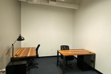 TechArtista Downtown - Two Person Private Office
