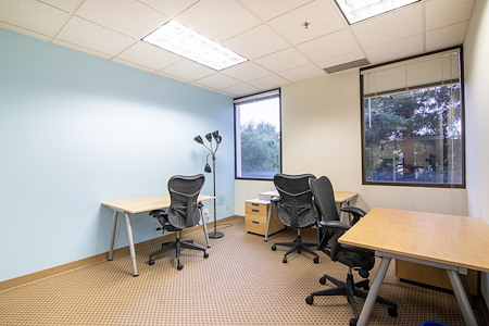 Dolcera - Dedicated Desk